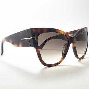 Tom Ford NEW Anoushka Sunglasses